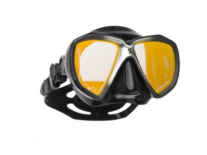 Maska scubapro spectra mirrored