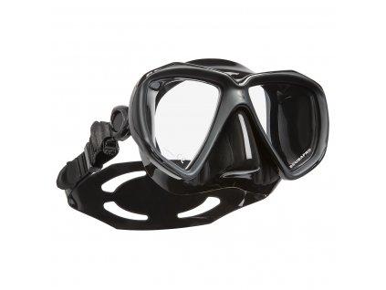 Maska Scubapro Spectra Black Black