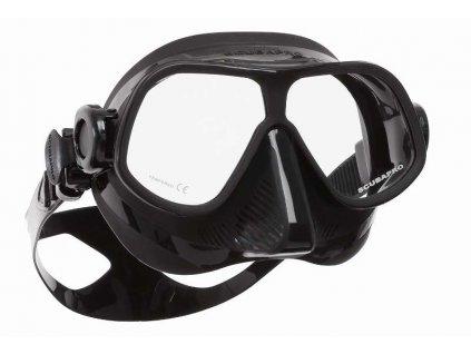 Maska Scubapro Steel Comp Black