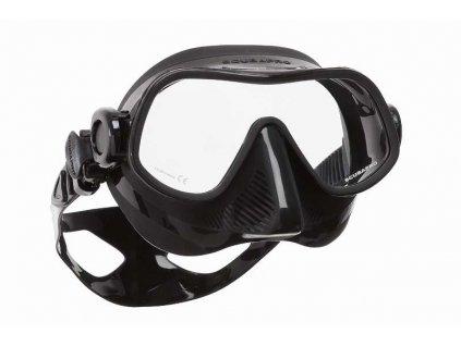 Maska Scubapro Steel Pro Black