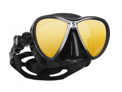 Maska Scubapro Synergy Twin Mirrored