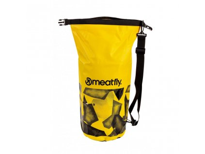 Vak Meatfly Dry bag 20L A Lime 4