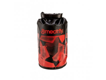 Vak Meatfly Dry bag 10L A black