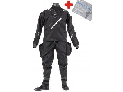 Scubapro Definition Heavy Duty + Kurz suchy oblek ZDARMA!