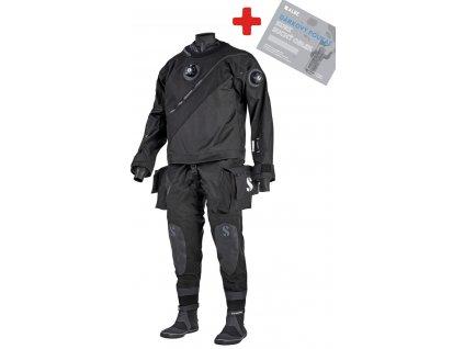 Scubapro Evetech Breathable + Kurz suchy oblek zdarma!
