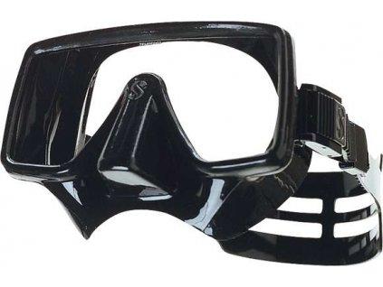 Maska Scubapro Maska Frameless Black 1