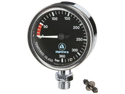 apeks tech gauge spg without hose