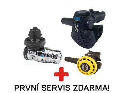Scubapro MK 25 EVO D420 R 195 servis zdarma