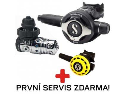 Scubapro MK25 EVO s600 R195