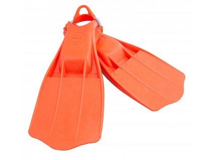 Tecline Jet Stream oranžové ploutve