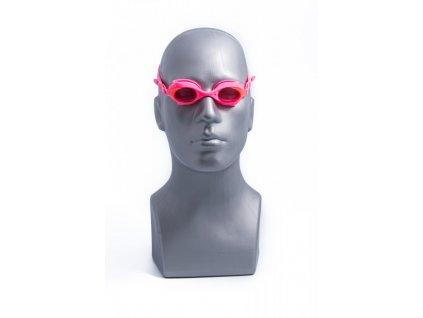 Dětské plavecké brýle BornToSwim® Fish (Barva Modrá)