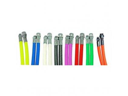 miflex inflator hose 15 cm black