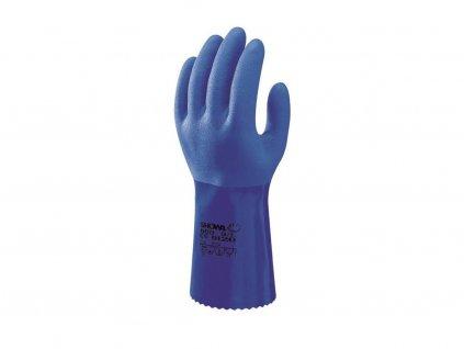 Showa 660 modré rukavice