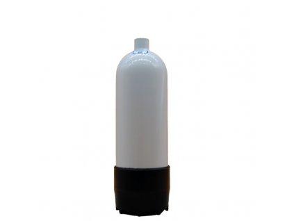 faber 5 l 200 bar white cylinder only