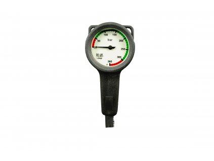 Polaris manometr Top line 300 bar s hadicí 52 mm