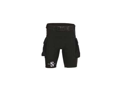 Hybrid cargo shorts panske