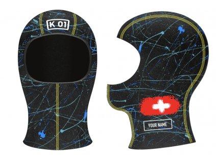 K01 hood custom 2