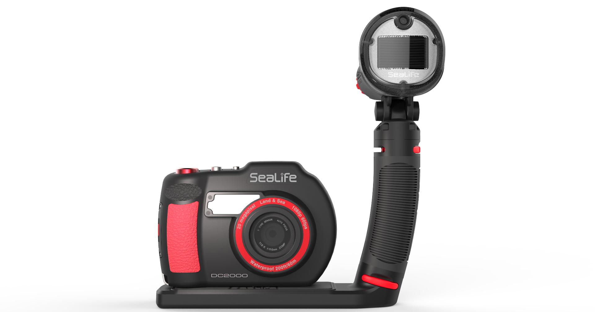 Sealife Dc2000 Pro Set Typ: Flash