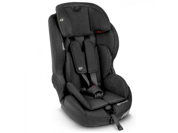 Autosedačka SAFETY-FIX ISOFIX 9-36 kg Černá