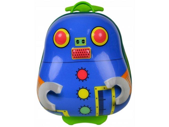 Dětský Kufr Robot