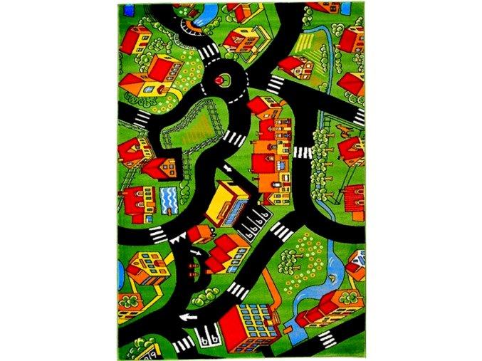 Koberec Kinder Carpets - KINDER Colorful 15