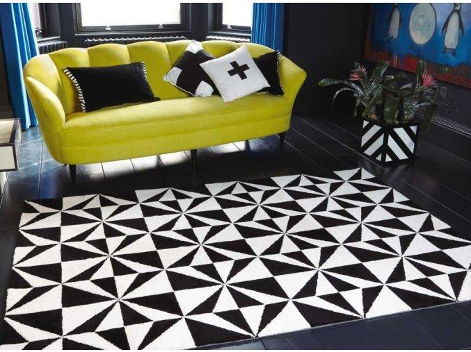 Koberec Asiatic Contemporary Design - ARLO AR01 Mosaic Mono