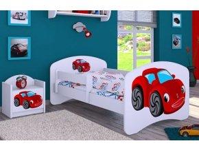 Dětská postel BABYDREAMS Car 3 (8)