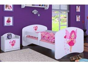 Dětská postel BABYDREAMS Fairy (9)