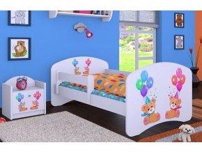 Dětská postel BABYDREAMS Bears (1)