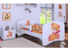 Dětská postel BABYDREAMS Bear (9)