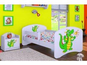 Dětská postel BABYDREAMS Dragon (1)