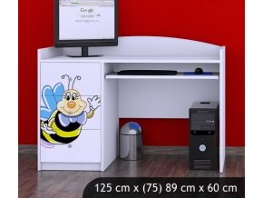 Dětský psací stůl BABYDREAMS A smiling bee (1)