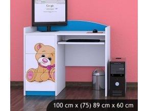 Dětský psací stůl BABYDREAMS Bear (1)