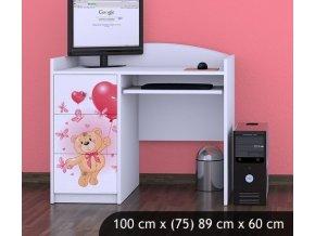 Dětský psací stůl BABYDREAMS Bears (1)
