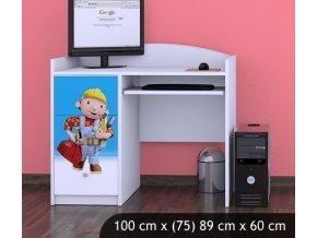 Dětský psací stůl BABYDREAMS Bob The Builder (2)