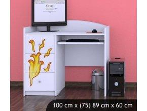 Dětský psací stůl BABYDREAMS Dragon (6)