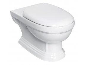 Záchodová mísa RAPIO