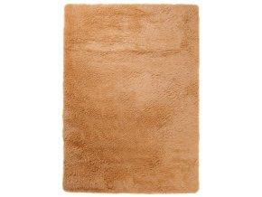 Plyšový koberec - Béžový 2