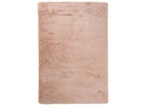 Plyšový koberec - Cappucino