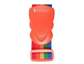 Bezpečnostní popruh na kufr - Multicolor