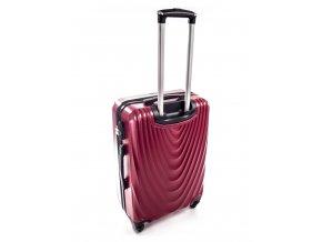 Cestovní Kufr WAVE - Tmavě Modrý