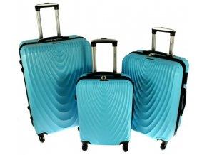 Cestovní Kufr WAVE - Turquoise