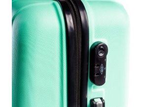 Cestovní Kufr BERNA - Modrý