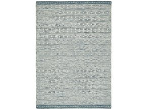 Koberec Asiatic Natural Weaves - KNOX Blue