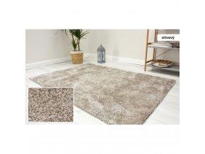 Shaggy koberec Velvet Olivový (2)