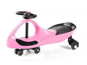 Vozítko JoyKids - růžové