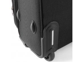 Cestovní Kufr AMALTEA - Černý - Modrý