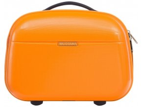 Cestovní Kosmetický Kufřík NESO - Oranžový