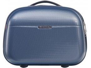 Cestovní Kosmetický Kufřík NESO - Tmavě Modrý