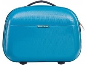 Cestovní Kosmetický Kufřík NESO - Modrý